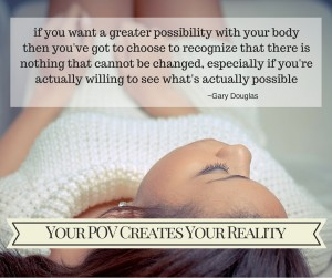 Greater possible with your body