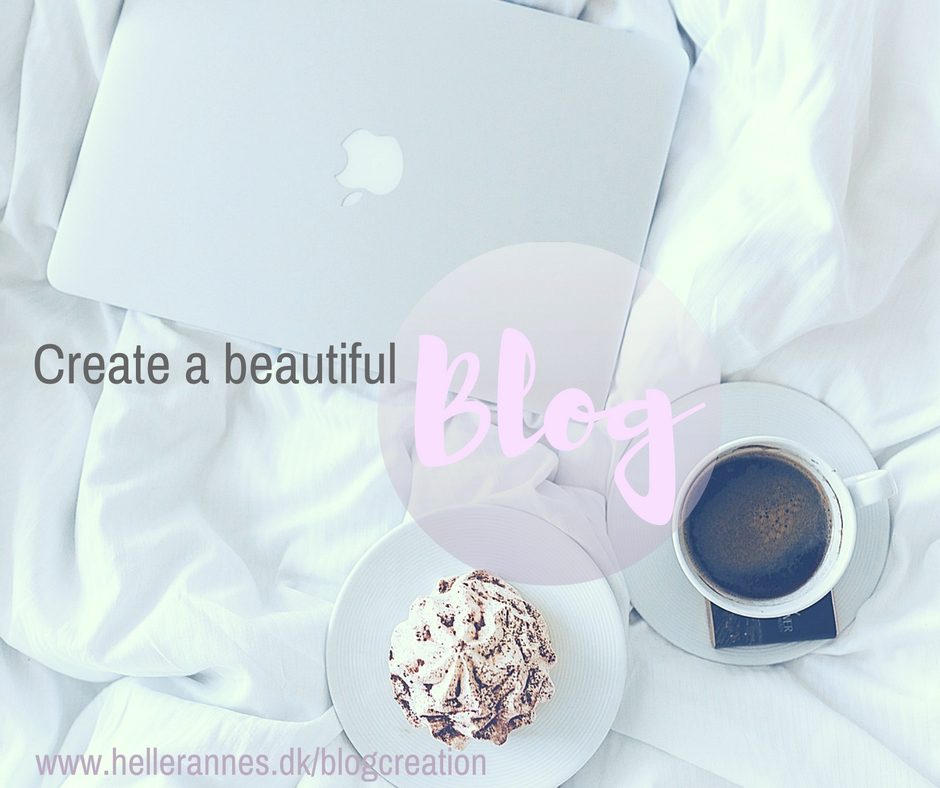 Create a Blog in 3 easy steps