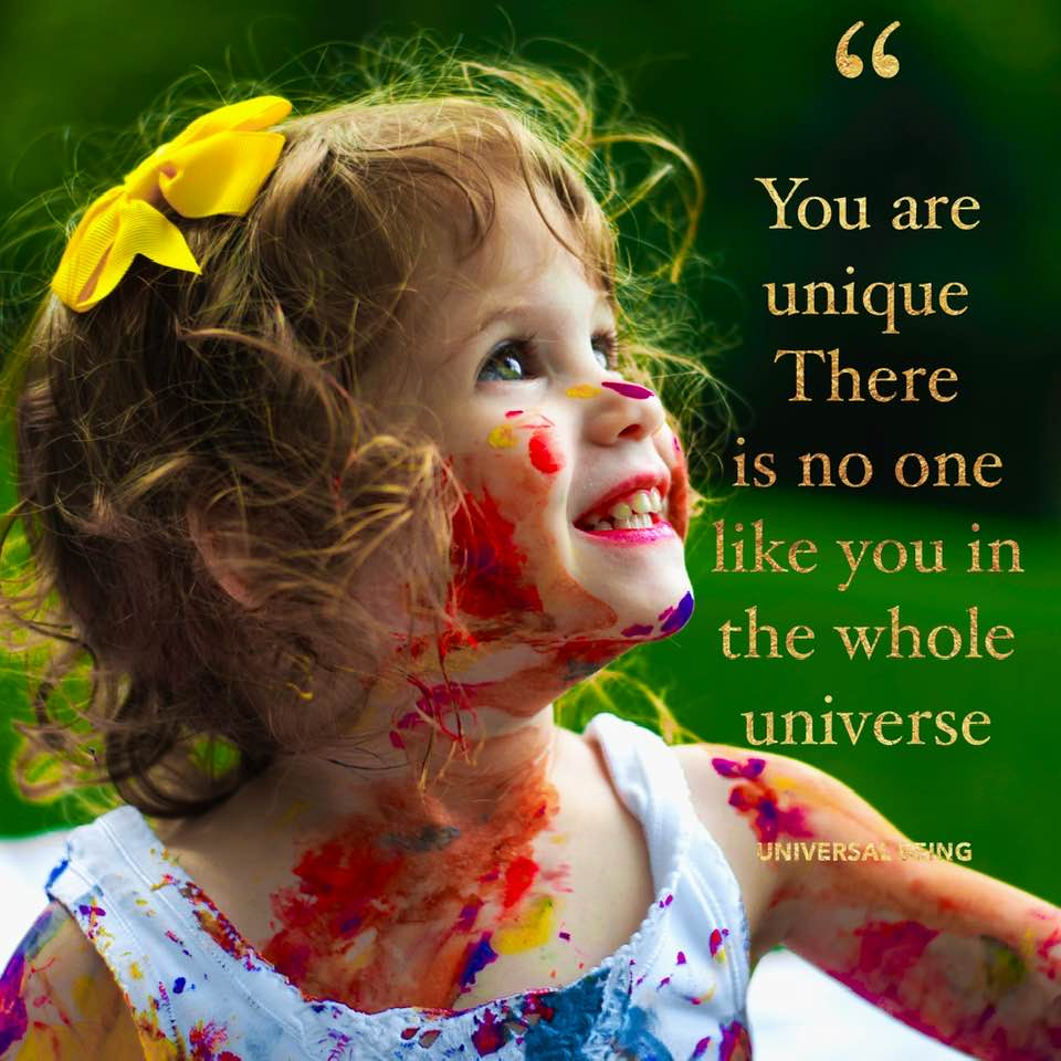 Du er unik